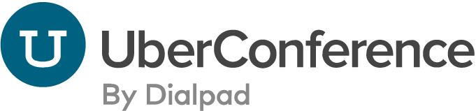 UberConference logo | Arrangr lets you save an auto-populate your UberConference details for seamless conferencing